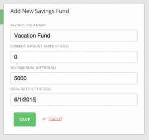 New Savings Fund